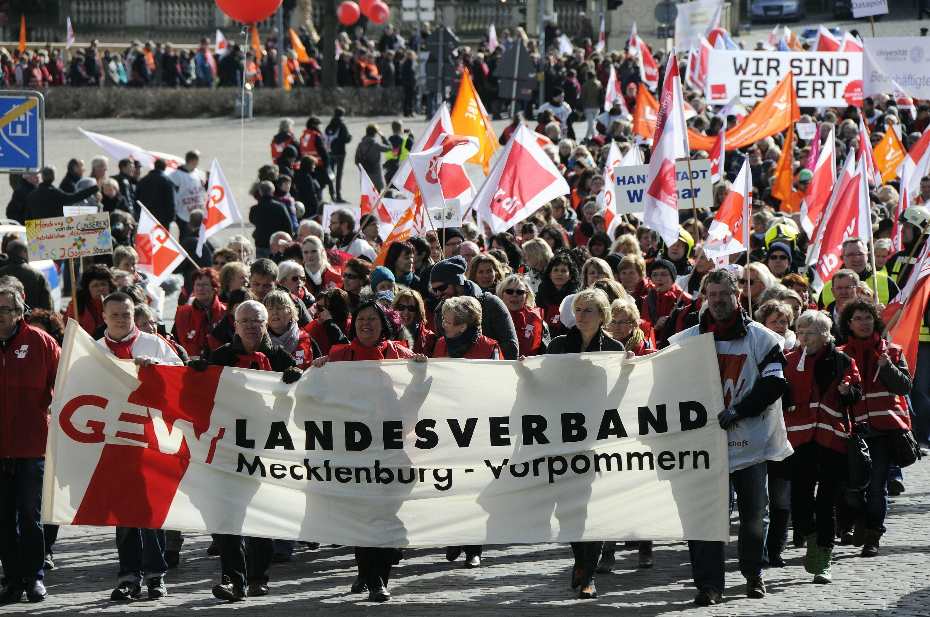 Demo Schwerin