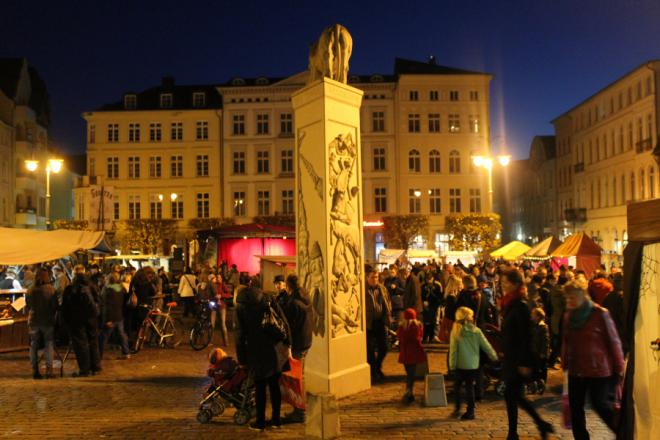 Martensmarkt Schwerin